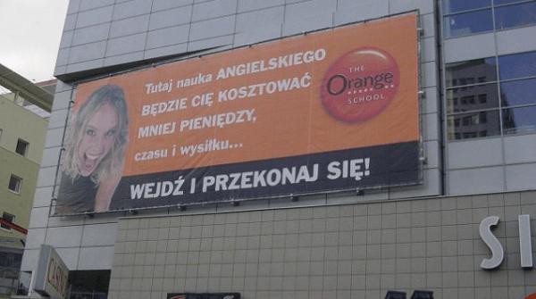 adb reklama banery oczkowane