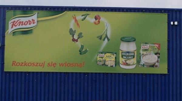 adb reklama druk na siatce