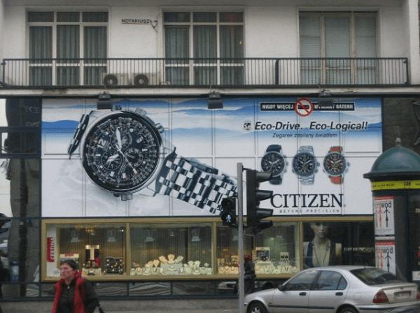 ożarów mazowiecki billboardy